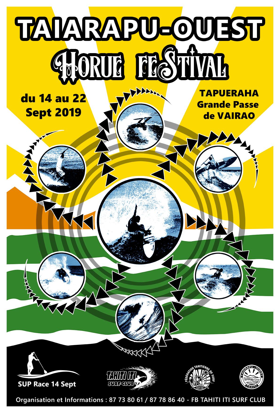 Un festival du surf à Vairao