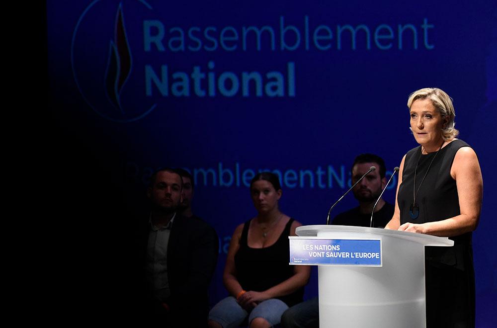 Le RN plonge à Fréjus dans les municipales, Macron et 2022 dans le viseur