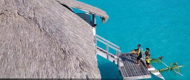 Menace de grève à l'Intercontinental Bora Bora Le Moana Resort