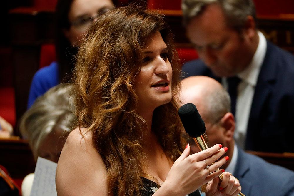 Plusieurs membres du gouvernement pourraient figurer sur des listes à Paris ou en Ile-de-France: Marlène Schiappa (Egalité femmes-hommes) dans le XIVe arrondissement