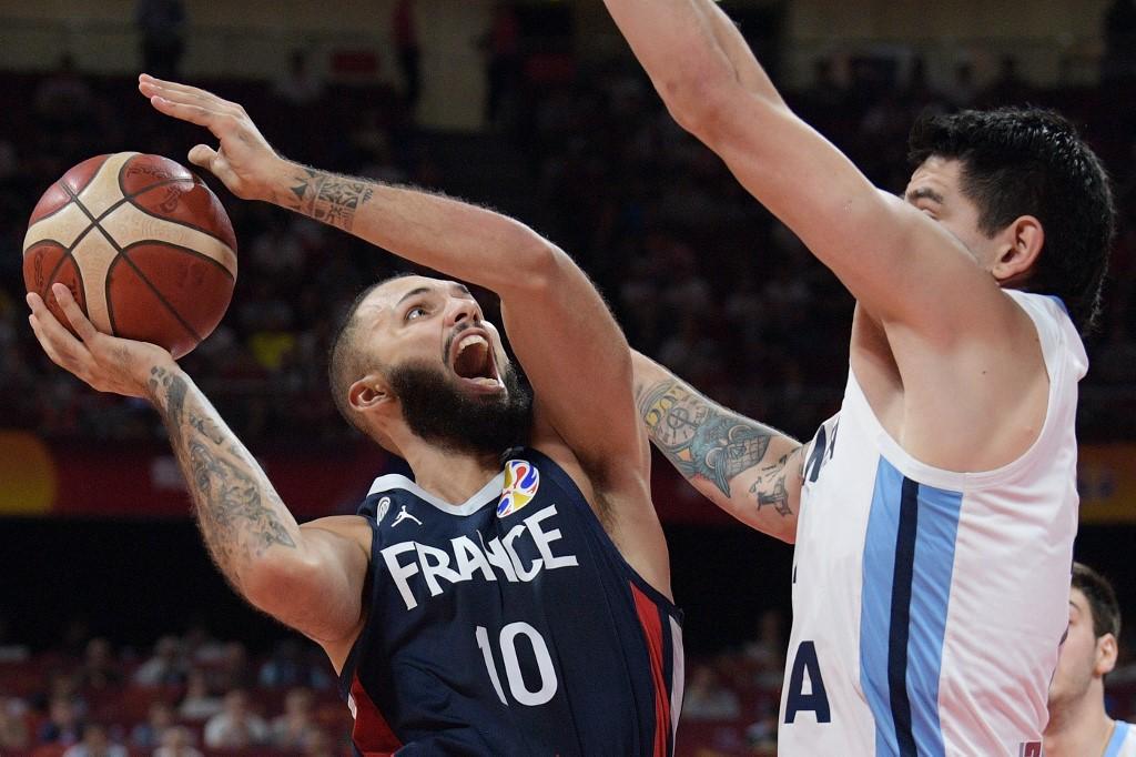 Mondial de basket: les Français cèdent face aux Argentins en demi-finales