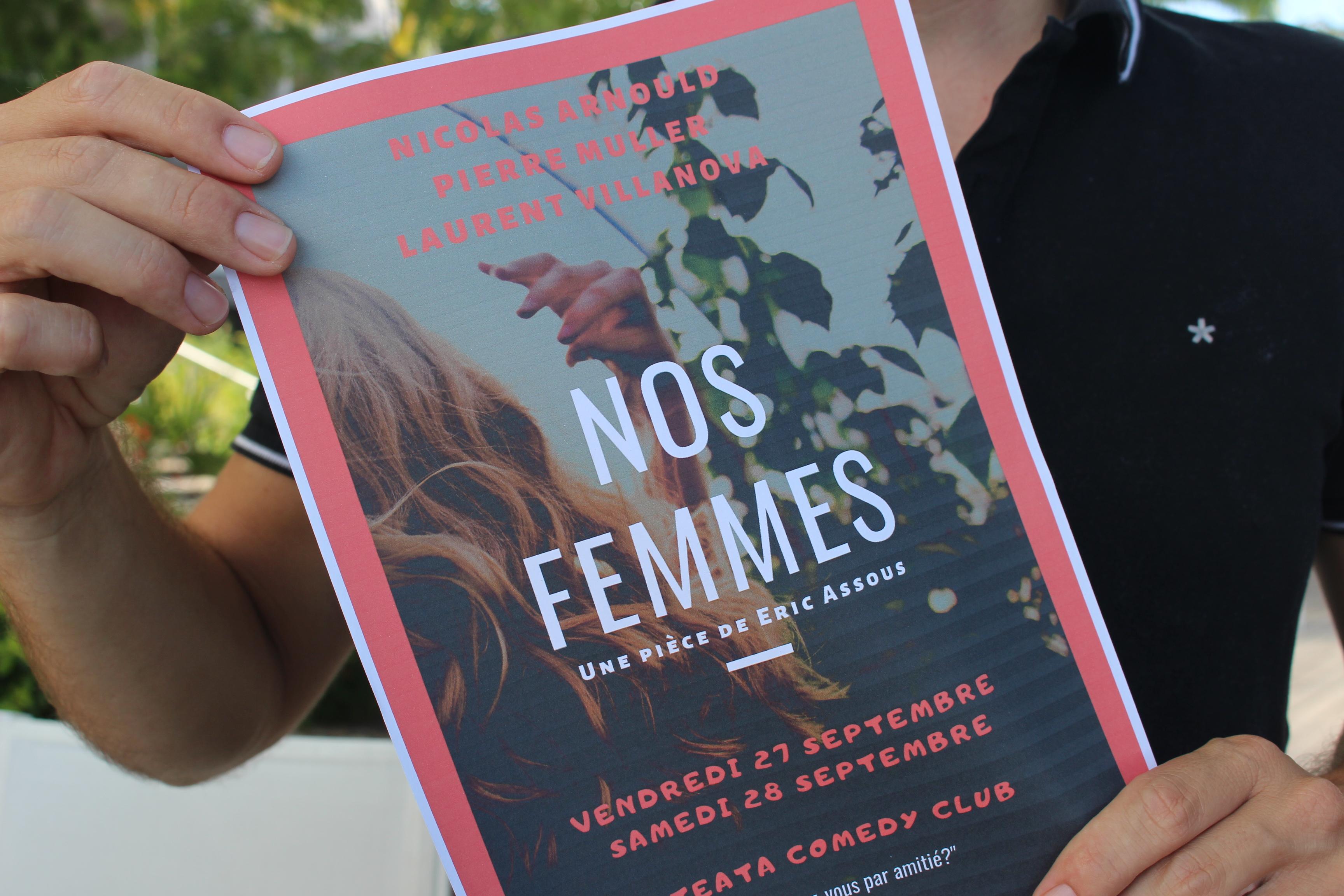 """""""Nos Femmes"""", une comédie sur l'amitié"""