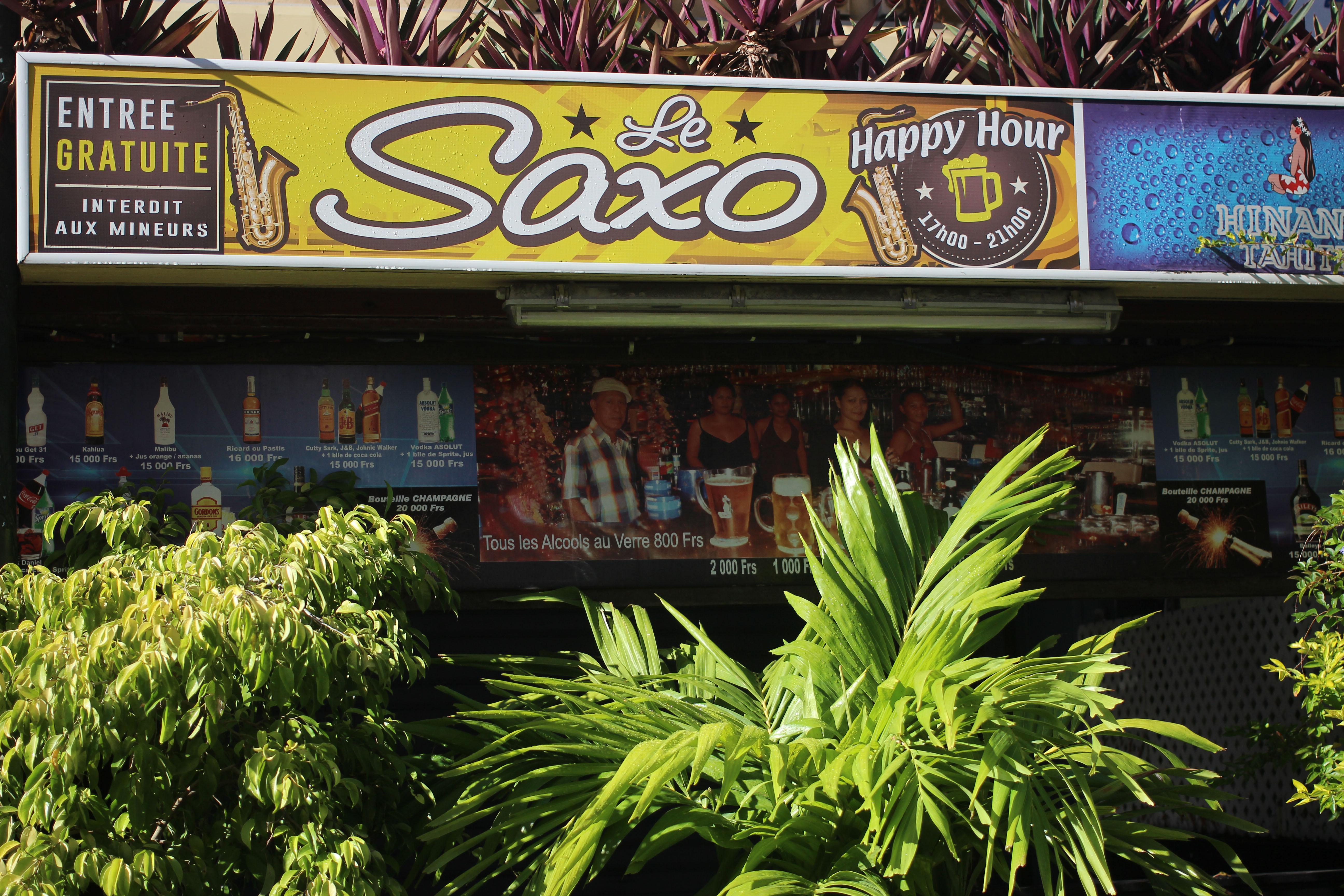 Le Saxo condamné pour avoir vendu de l'alcool à des mineurs