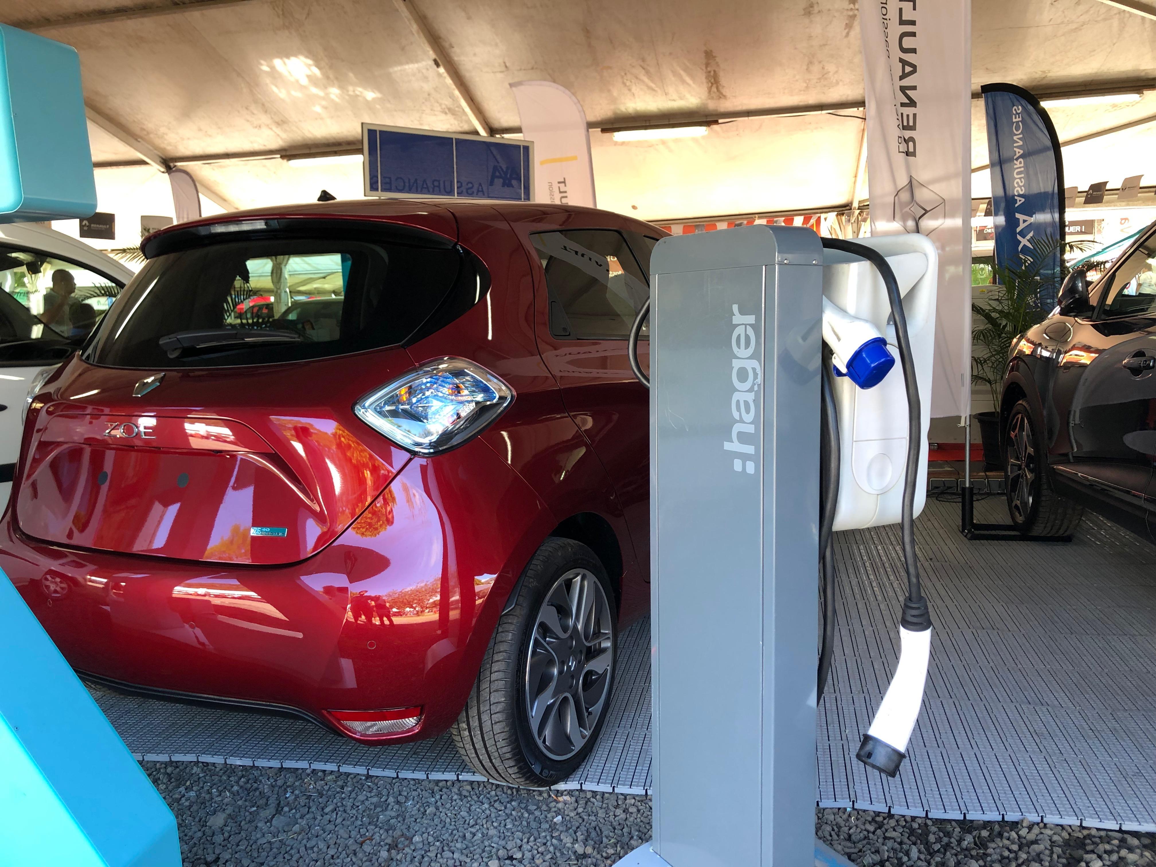 La révolution électrique s'amorce petit à petit au fenua.