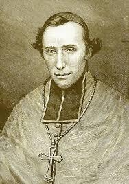 Mgr Epalle fut tué aux îles Salomon le 16 décembre 1845. Sa mort retarda l'évangélisation de cet archipel.
