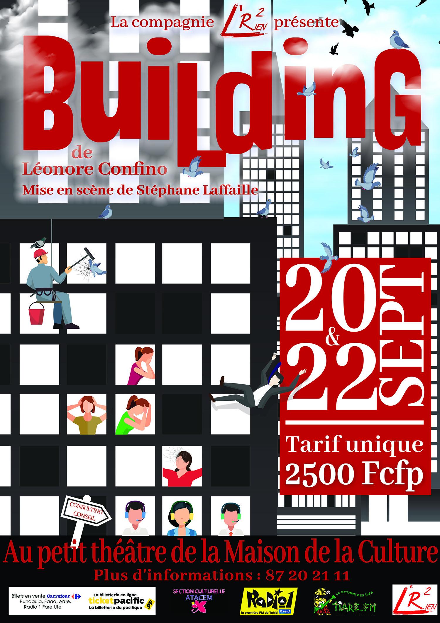"""""""Building"""" : quelle place pour l'humain dans la société ?"""