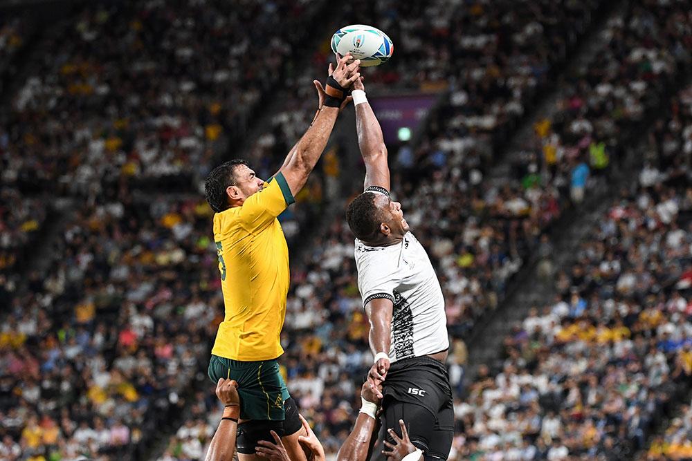 L'Australie s'est ressaisie à temps face aux Fijdi