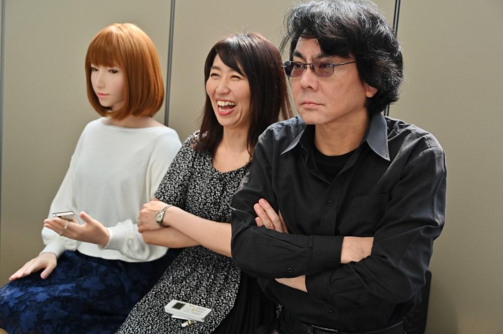 Pour des roboticiens japonais, homme et machine se rejoindront