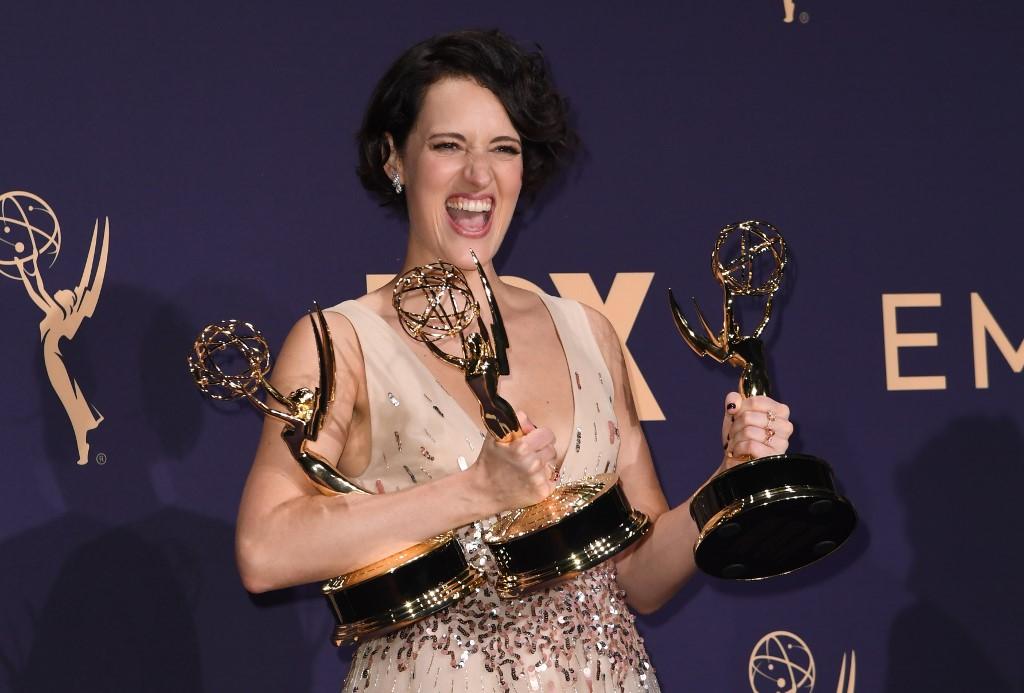 """71e Emmy Awards: """"Fleabag"""" crée la surprise, baroud d'honneur pour """"Game of Thrones"""""""