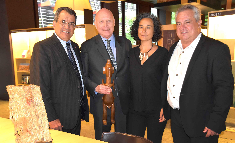 Le Maro Ura bientôt de retour à Tahiti