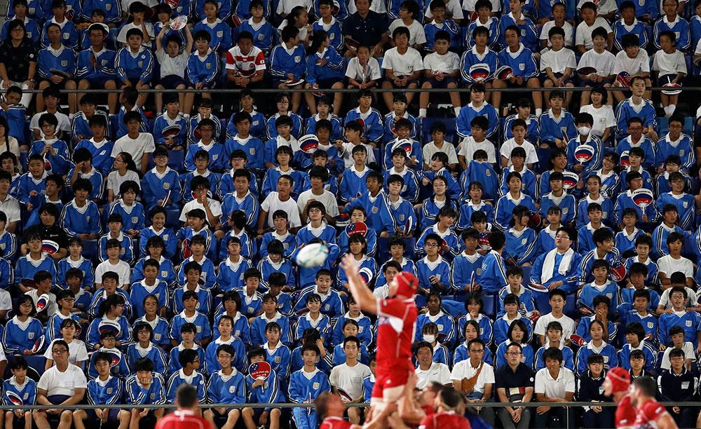 Mondial-2019: les Samoa battent la Russie, l'arbitrage scruté