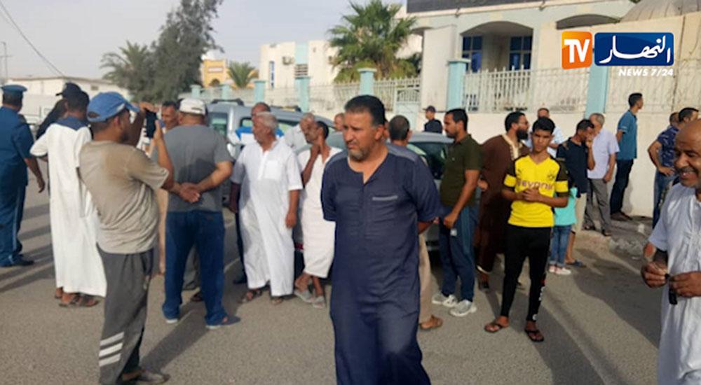 Huit nouveaux-nés décèdent dans l'incendie d'une maternité en Algérie