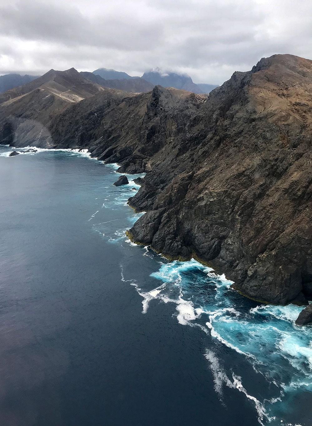 A la recherche d'un trésor sur l'île Robinson Crusoé: polémique au Chili