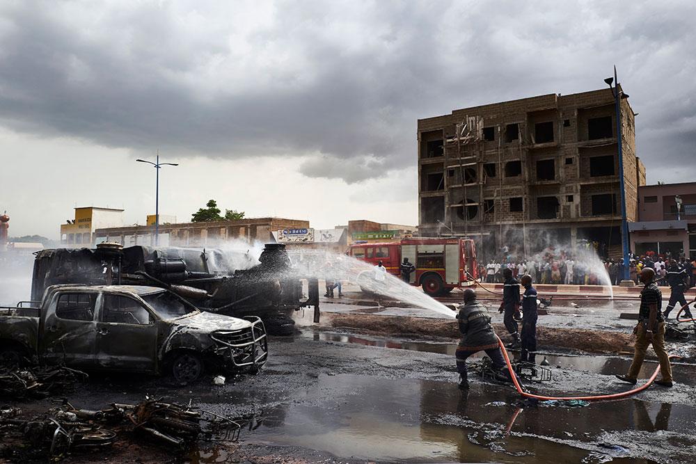 L'explosion d'un camion-citerne sème la désolation à Bamako