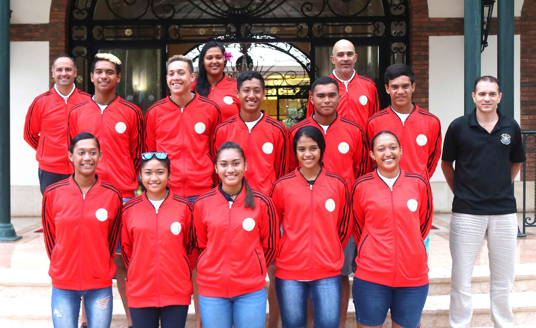 La délégation tahitienne s'envolera dimanche pour la Sicile et la ville de San Vito lo Capo pour y disputer à partir du 5 octobre prochain la 5ème édition des Championnats du monde scolaire de beach-volley.