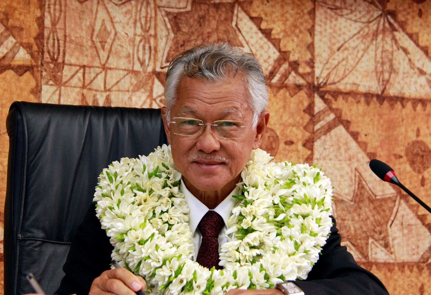 « La Polynésie perd une figure paternelle »