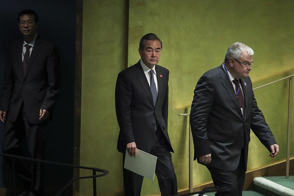 """Chine et Etats-Unis, le risque de la """"grande fracture"""" planétaire"""