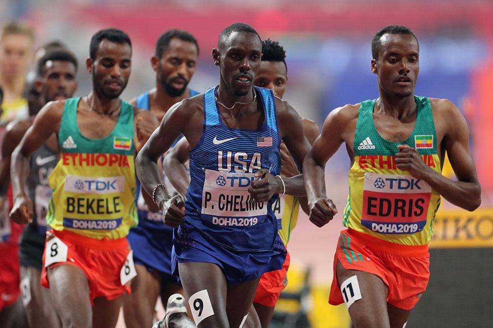 Mondiaux d'athlétisme: du 5.000 m, on en redemande!