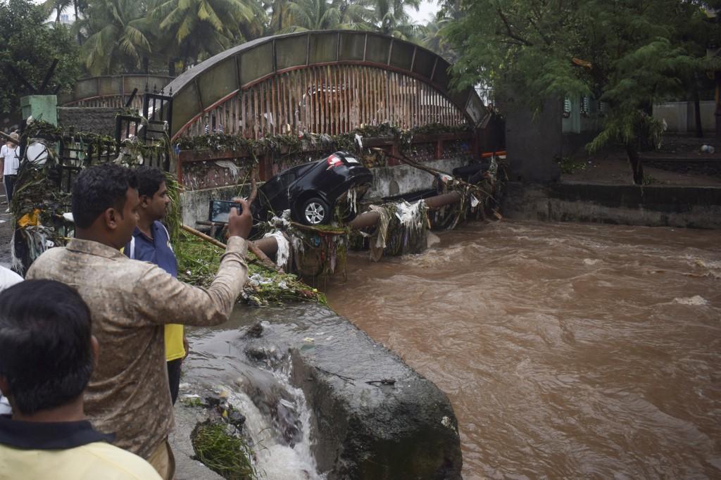 Inde: 140 morts dans des inondations