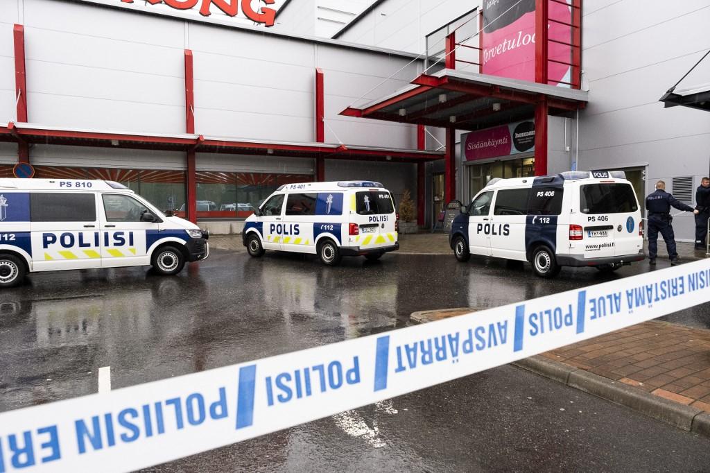 Attaque dans un lycée professionnel en Finlande: un mort et 10 blessés
