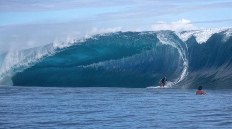 La Polynésie officiellement candidate pour le surf au JO de 2024