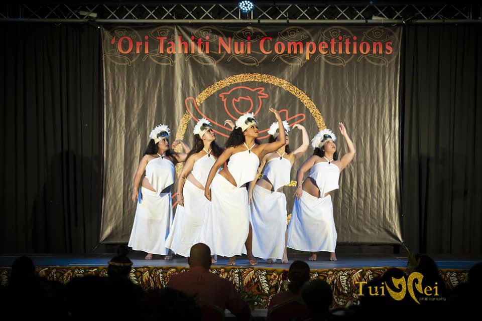 : Des concours en solo, en duo, en mehura et ote'a sont de nouveau au programme du 'Ori Tahiti Nui Competitions. (photo : Tuihei Photo)