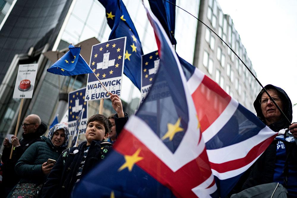Londres dépêche son émissaire à Bruxelles pour d'ultimes discussions
