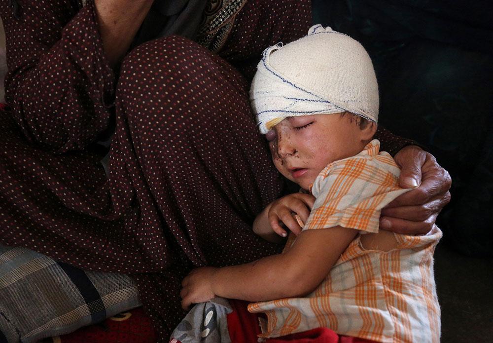 Violences meurtrières en Irak: l'ayatollah Sistani accuse le gouvernement