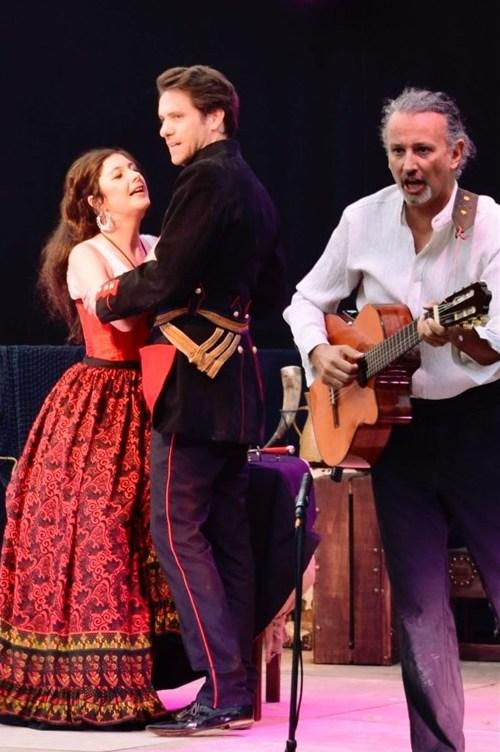 Une histoire de Carmen au Grand théâtre