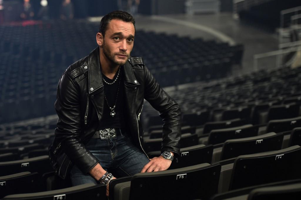 """Jean-Baptiste Guegan, le """"taulier"""" des sosies de Johnny"""