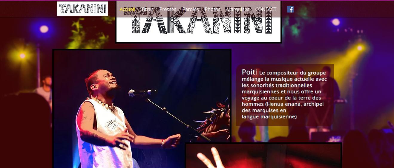 Takanini met ses titres en ligne