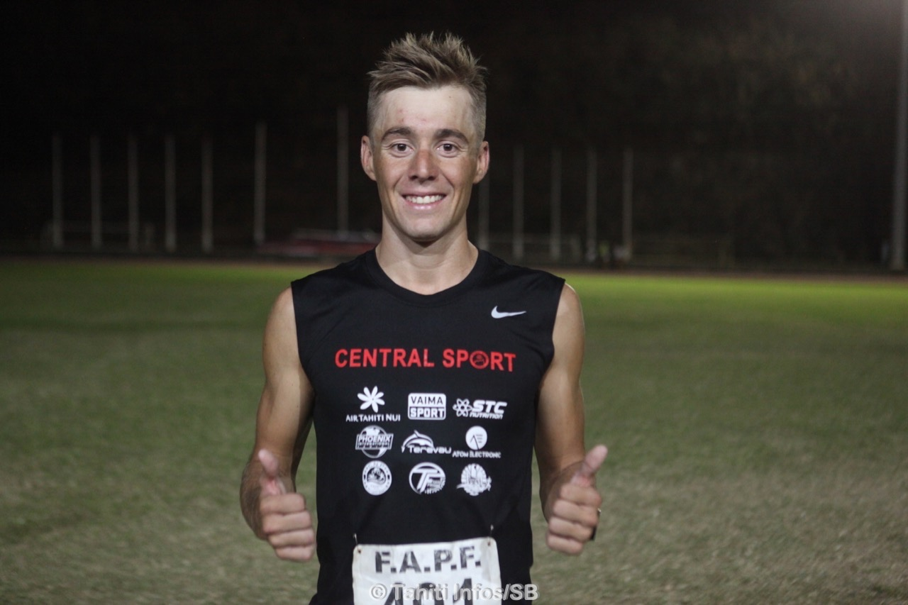 Benjamin Zorgnotti est devenu triathlète professionnel