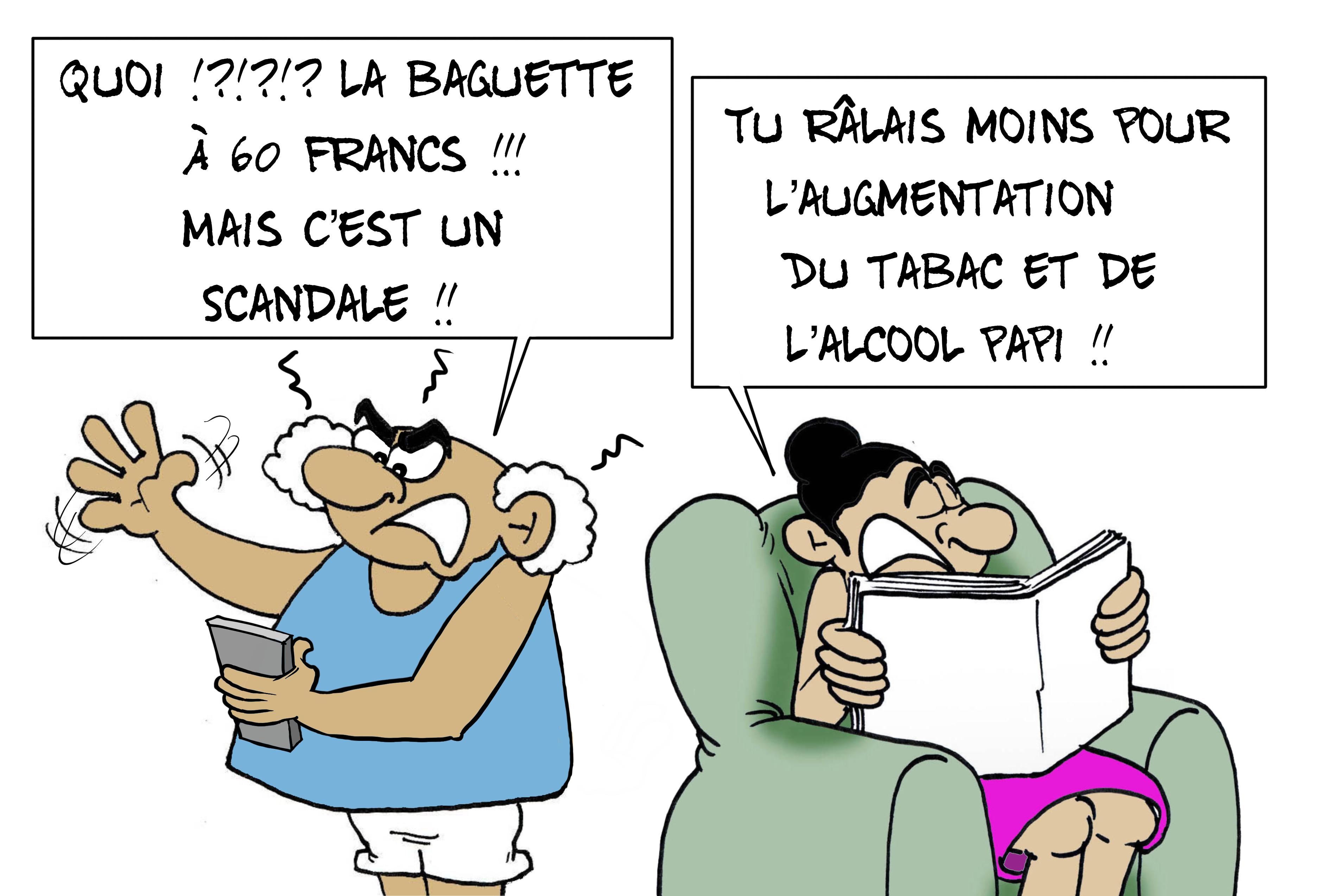 """""""Le sens des priorités"""", par Munoz"""