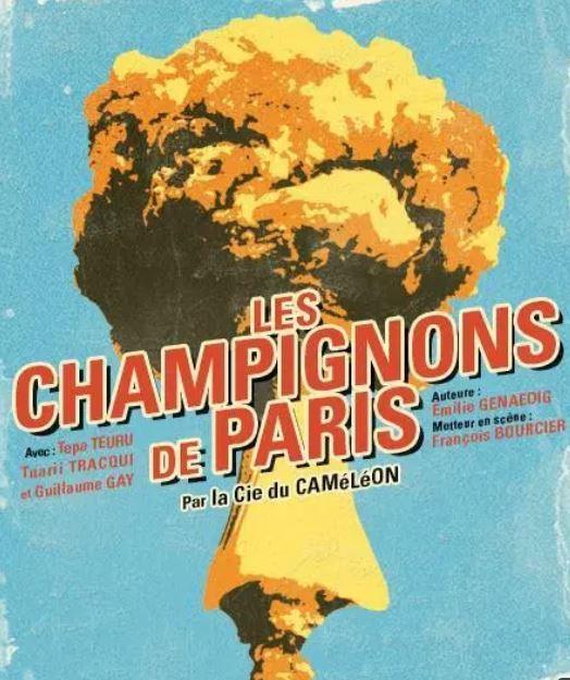Les Champignons de Paris samedi et dimanche au Petit théâtre