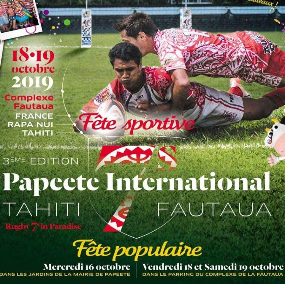 Un tournoi international sera proposé vendredi et samedi à Fautaua