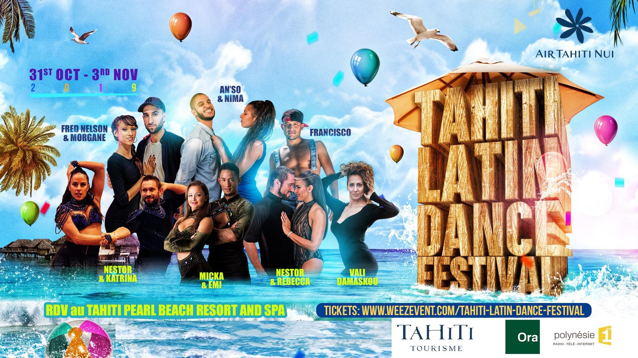 Tahiti latin dance festival, une 2e édition attendue