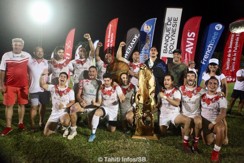 Belle victoire du club de Rapa Nui