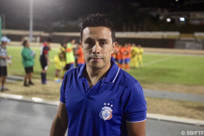 Efrain Araneda, le nouvel entraineur de Dragon