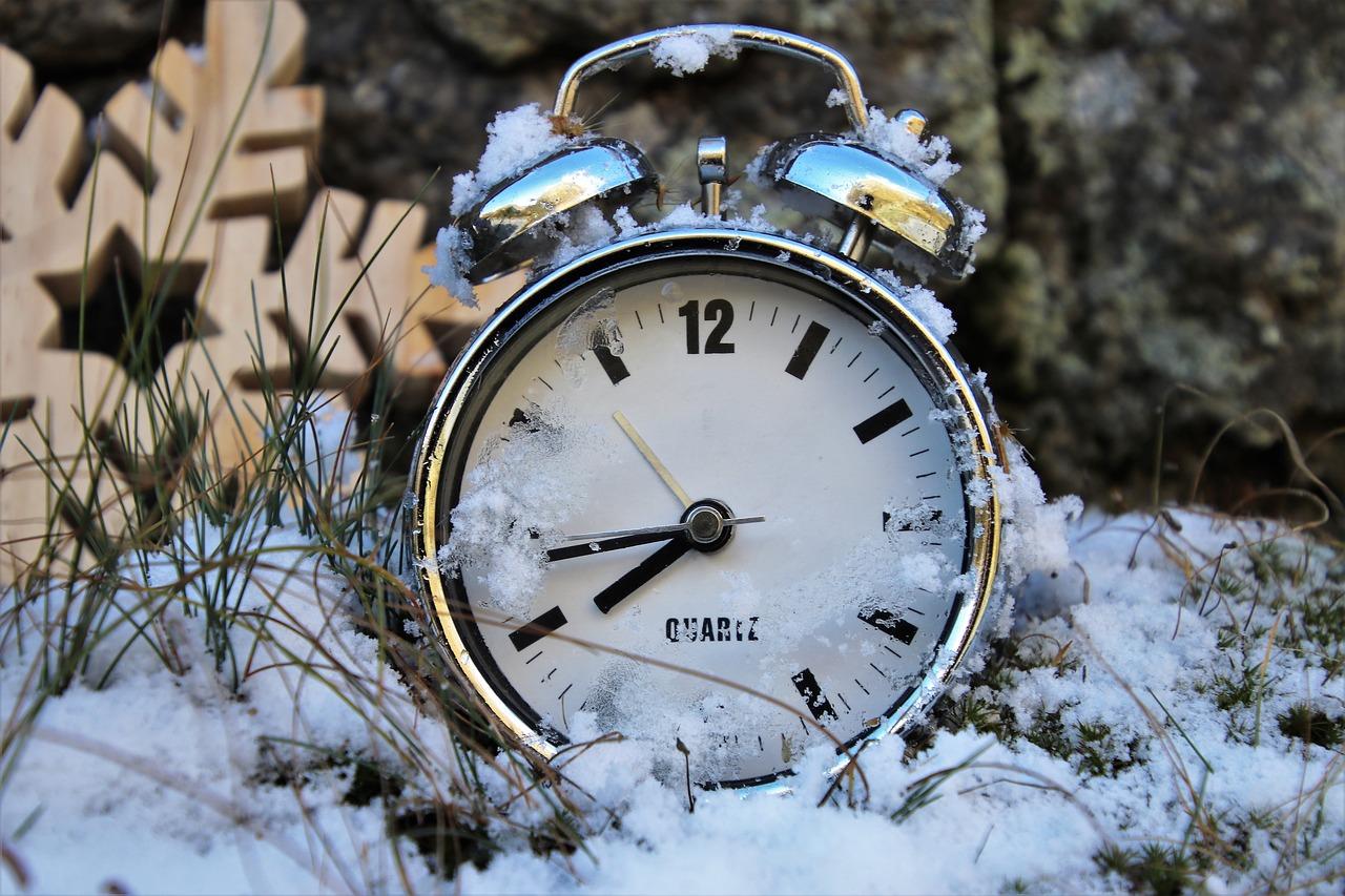 Dimanche, retour à une heure d'hiver en sursis