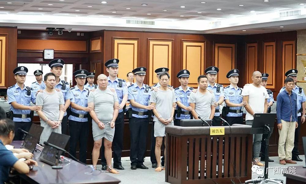 """Chine: six hommes en prison pour la """"sous-traitance"""" sans fin d'un meurtre raté"""