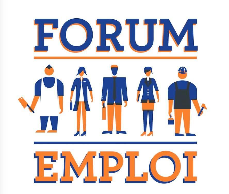 Un forum innovant pour 400 demandeurs d'emploi