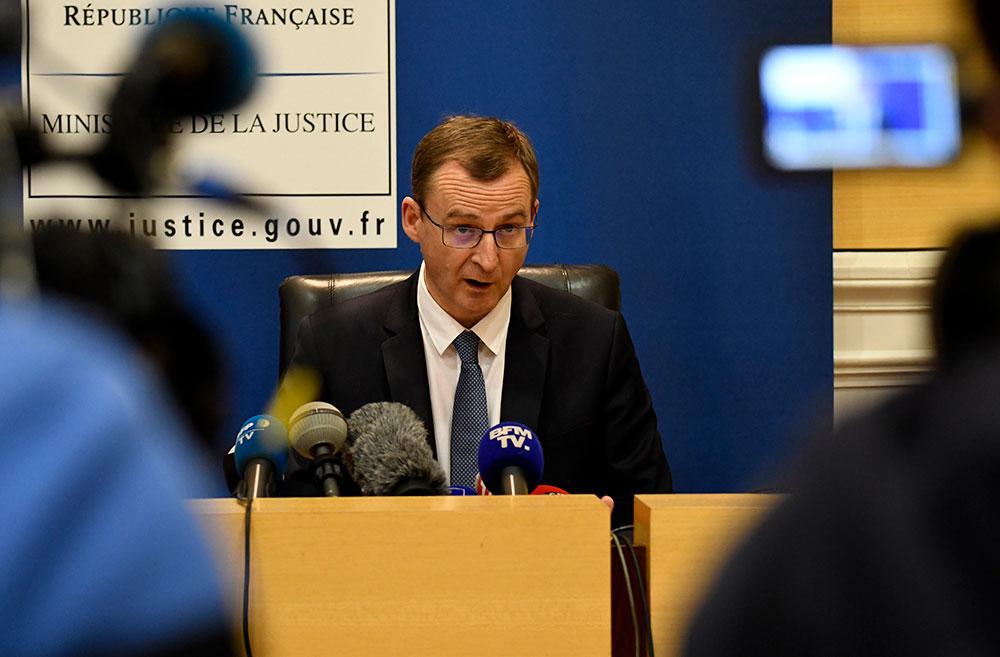 Le procureur de la République de Béthune, Thierry Dran.