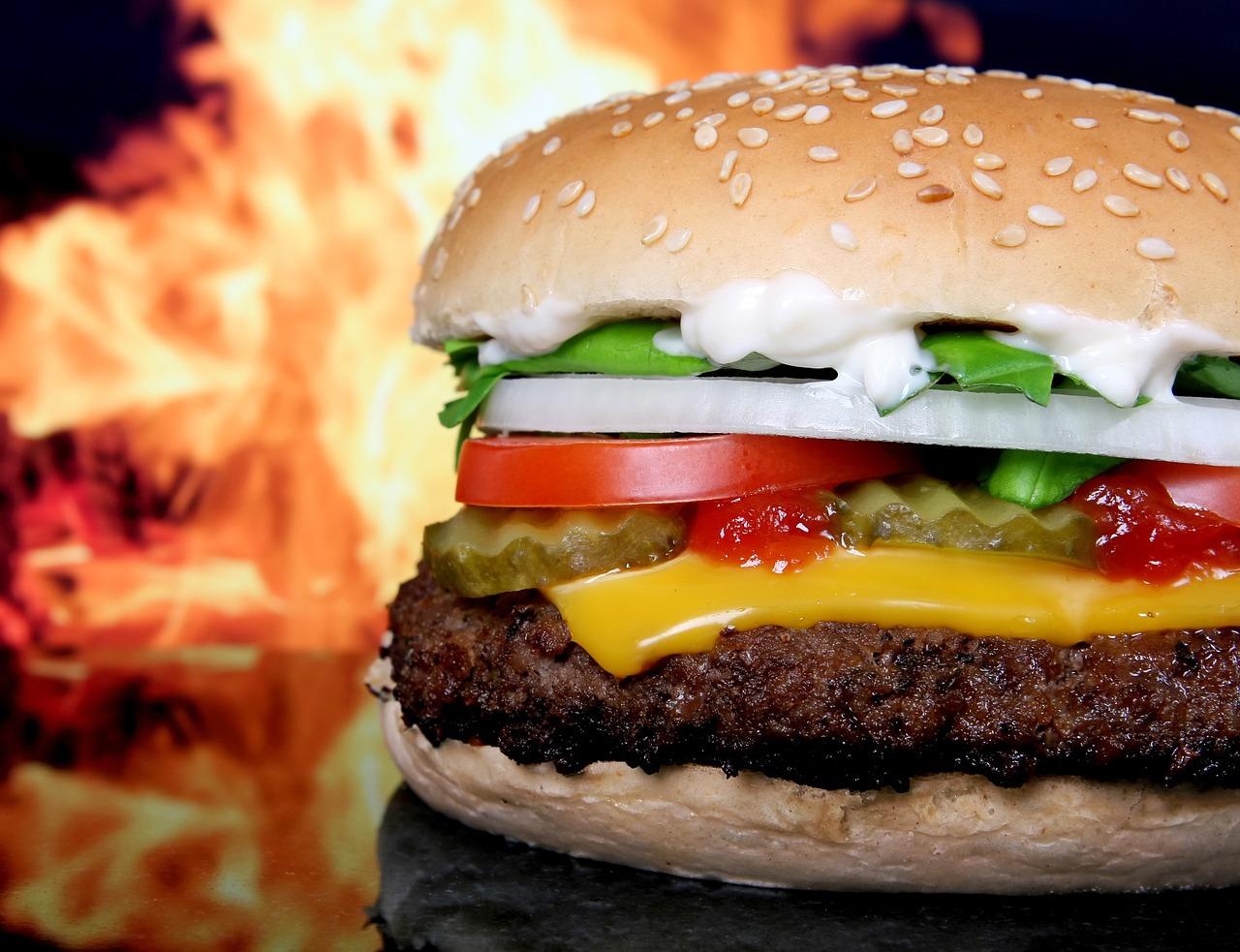 En direct sur internet, l'agonie d'un burger-frites périmé depuis dix ans