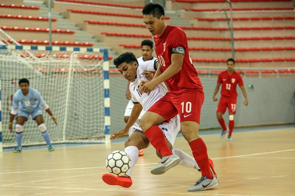 Teivarii Kaiha a marqué un des deux buts (illustration)