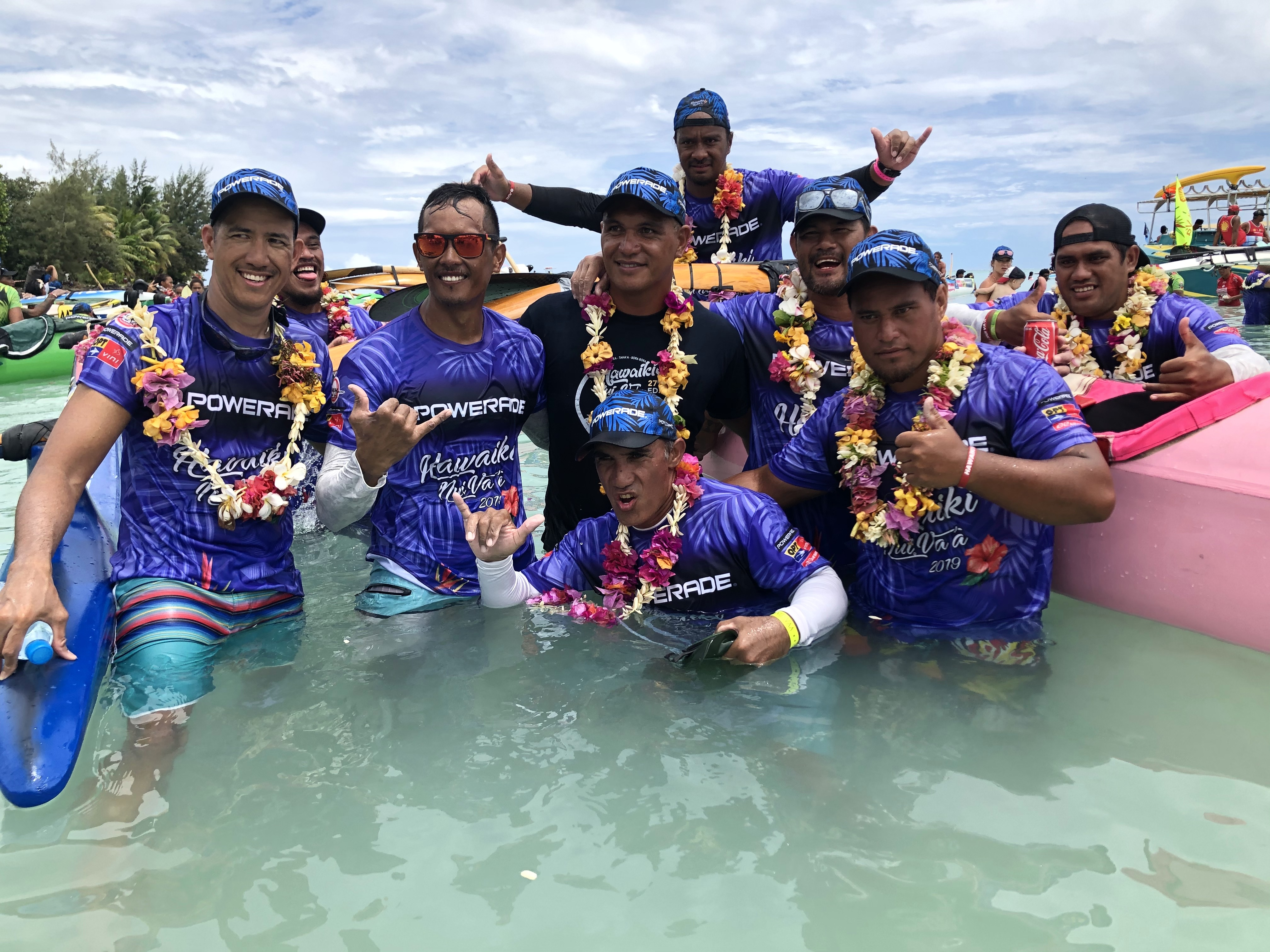 Hawaiki Nui 2019 : Histoires d'équipes