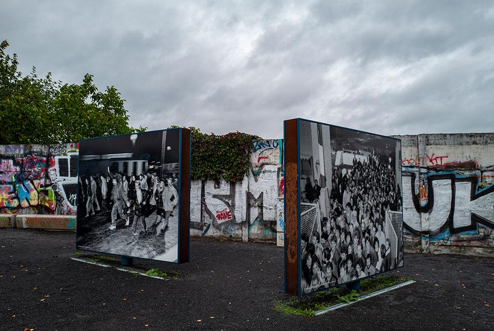 Sombre anniversaire pour les trente ans de la chute du Mur