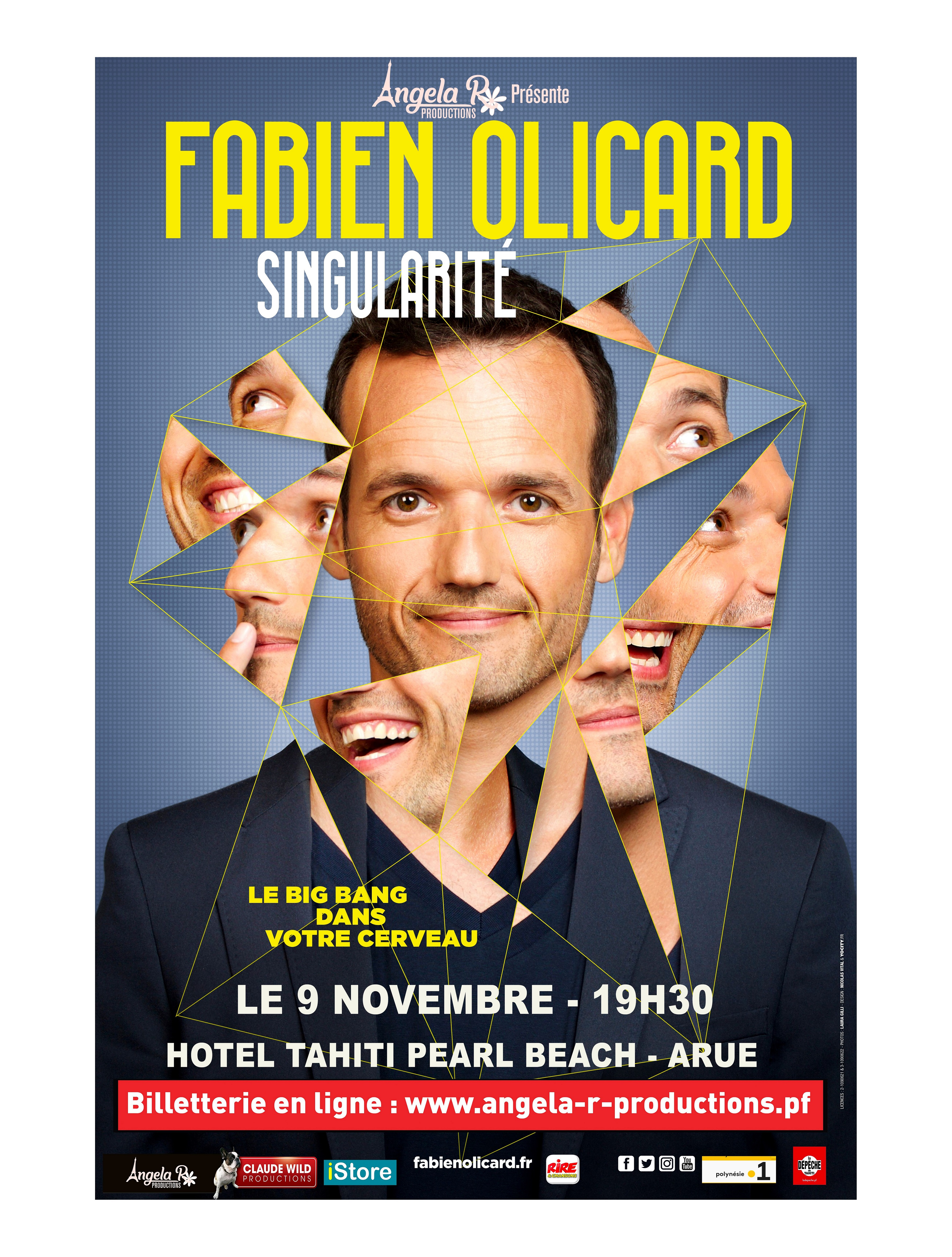 "Fabien Olicard vient démystifier ""son"" mentalisme"