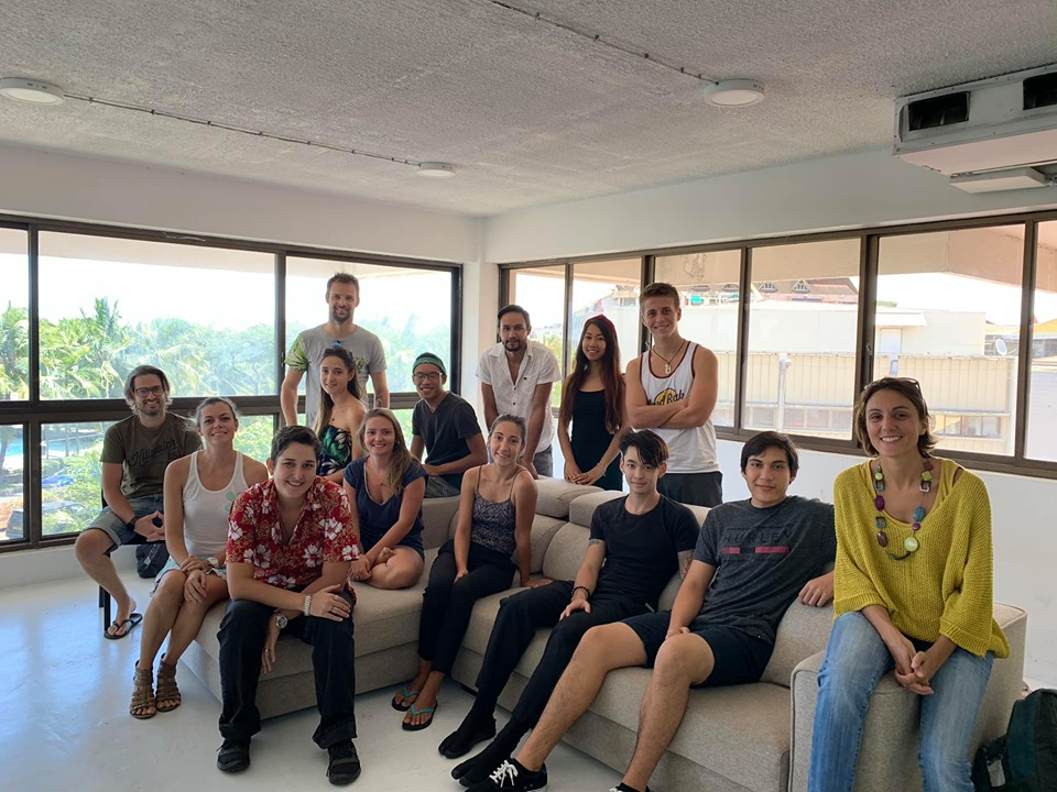Camille et Romain participent au Coopérathon avec leur projet de Fab lab.