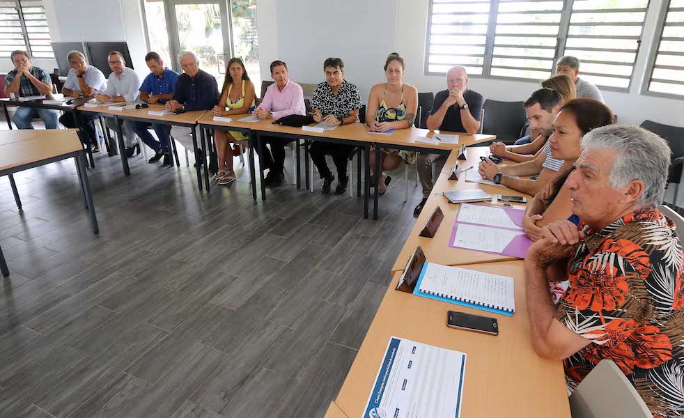 Huit nouvelles « entreprises actives » au fenua