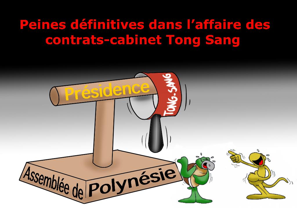 """""""Les casseroles de Tong Sang"""", par Munoz"""